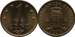1 цент 1978 Нидерландские Антильские острова