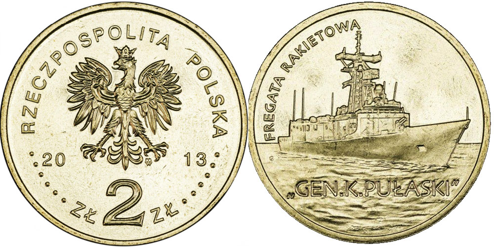 20 1973 польские 2 рубля 2013 спмд цена