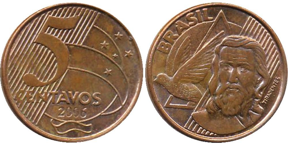 5 сентаво 2006 Бразилия
