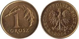 1 грош 2004 Польша