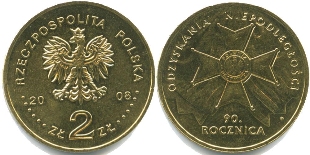 2 злотых 1995года цена в беларуси saalfeld