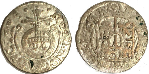 Полторак (1,5 гроша) 1626 Польша — Сигизмунд III — серебро №2