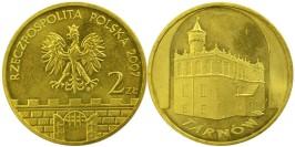 2 злотых 2007 Польша — Древние города Польши — Тарнув
