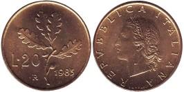 20 лир 1985 Италия