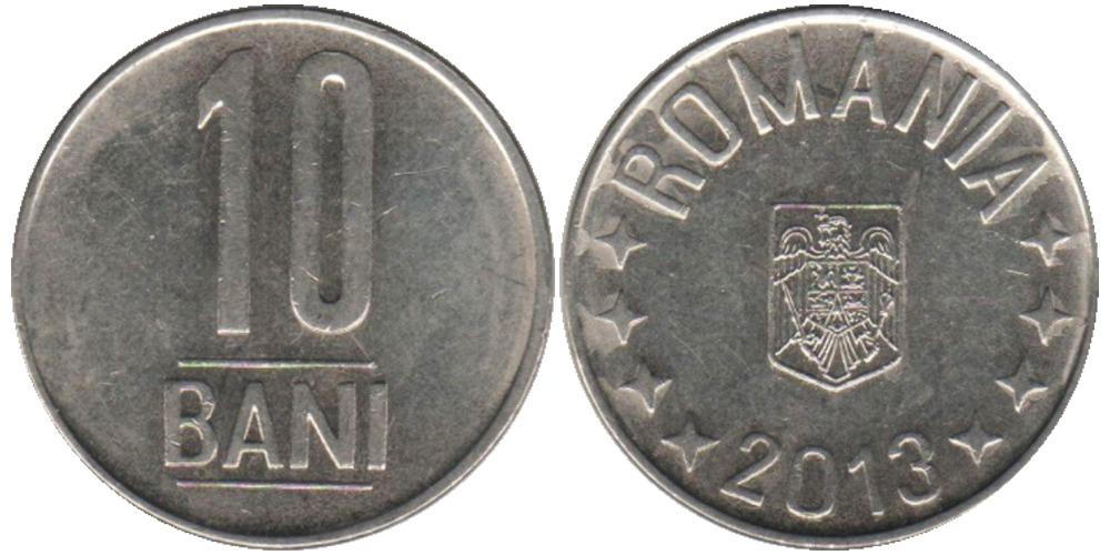 10 бани 2013 Румыния