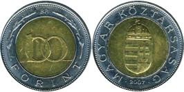 100 форинтов 2007 Венгрия