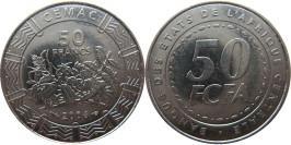 50 франков 2006 Центральная Африка (BEAC) UNC