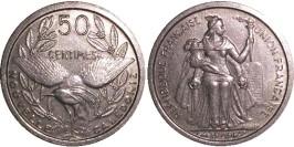 50 сантимов 1949 Новая Каледония