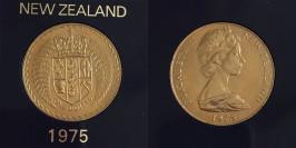 1 доллар 1975 Новая Зеландия
