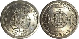 1 эскудо 1959 Индия — Португальская