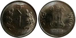 1 рупия 2012 Индия — Хайдарабад