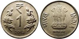 1 рупия 2013 Индия — Калькутта