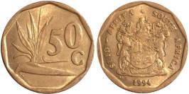 50 центов 1994 ЮАР