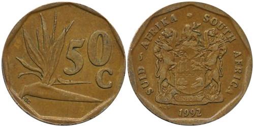 50 центов 1992 ЮАР