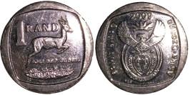 1 ранд 2009 ЮАР