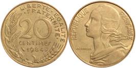 20 сантимов 1984 Франция