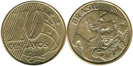 10 сентаво 2003 Бразилия