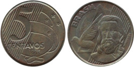 5 сентаво 1998 Бразилия