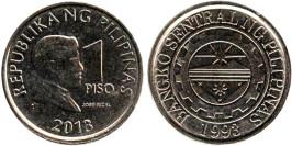 1 песо 2013 Филиппины