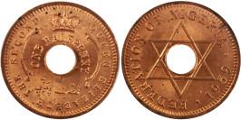1/2 пенни 1959 Нигерия