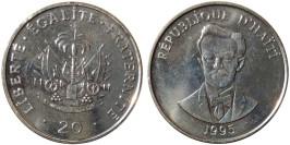 20 сантимов 1995 Гаити UNC