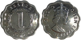1 цент 2010 Белиз