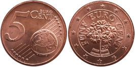 5 евроцентов 2014 Австрия UNC