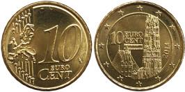 10 евроцентов 2014 Австрия UNC