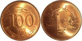 100 ливров 2006 Ливан