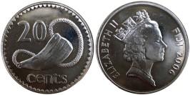 20 центов 2006 Фиджи