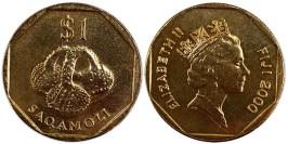 1 доллар 2000 Фиджи UNC