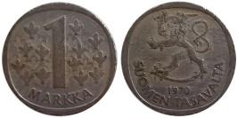 1 марка 1970 Финляндия