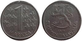 1 марка 1971 Финляндия