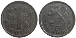 1 марка 1973 Финляндия
