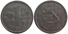 1 марка 1974 Финляндия