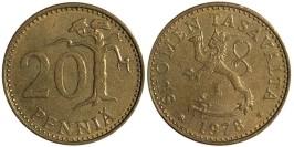 20 пенни 1978 Финляндия