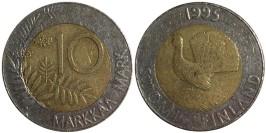 10 марок 1995 Финляндия