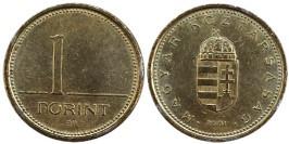 1 форинт 2001 Венгрия