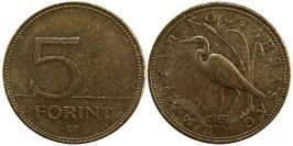 5 форинтов 2004 Венгрия