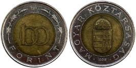 100 форинтов 1998 Венгрия