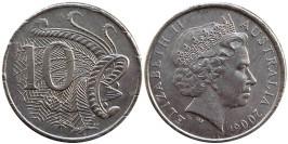 10 центов 2006 Австралия