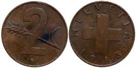 2 раппен 1963 Швейцария