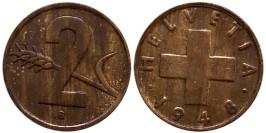 2 раппен 1948 Швейцария