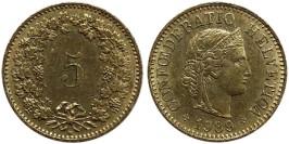 5 раппен 1989 Швейцария