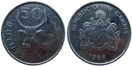 50 бутутов 1998 Гамбия