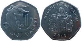 1 даласи 2016 Гамбия