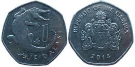 1 даласи 2014 Гамбия