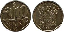 10 центов 1996 ЮАР