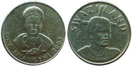 1 лилангени 2003 Свазиленд