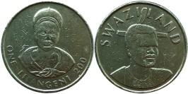 1 лилангени 2005 Свазиленд